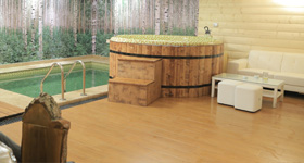 Russian and Oriental Saunas